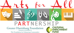 Logo: Arts for All Partnership